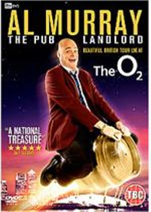 Al Murray - The Pub Landlord - Beautiful British Tour - Live From The O2 Arena