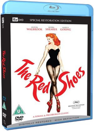 The Red Shoes (Restoration Edition) (Blu-Ray)