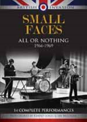 Small Faces: All or nothing 1966 – 1968