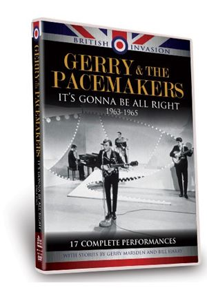 Gerry & The Pacemakers : It's Gonna Be Alright 1963 – 1965