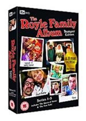 The Royle Family Album - The Complete Collection And Specials