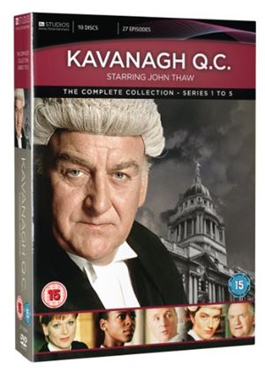 Kavanagh Q.C. - The Complete Collection - Series 1 - 5