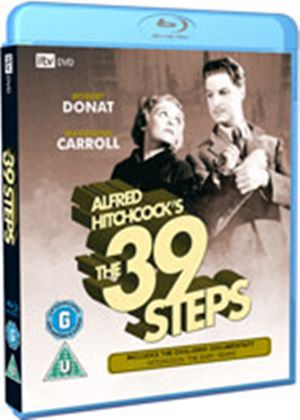 The 39 Steps (1935) (Blu-Ray)