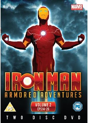 Iron Man Armoured Adventures Vol. 2