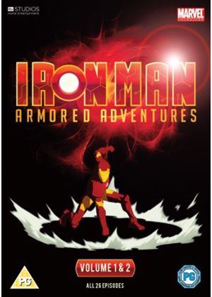 Iron Man - The Complete Box Set (Volumes 1 and 2)