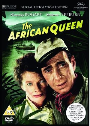 The African Queen (Restored Edition) (1951)