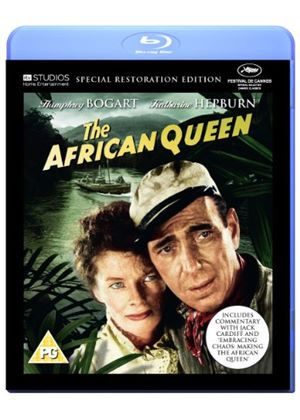 The African Queen - The Restoration Edition (Blu-Ray)