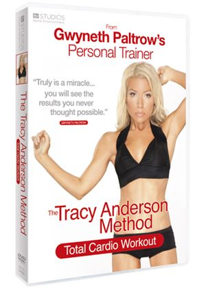 Tracy Anderson Method - Total Cardio Workout
