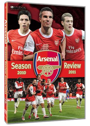 Arsenal End of Season 2010/11