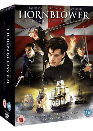 Hornblower - The Complete Collection (Digitally Remastered)