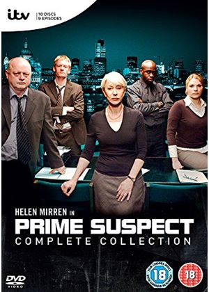 Prime Suspect - Complete Collection