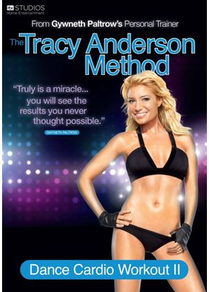 The Tracy Anderson Method - Dance Cardio Workout II