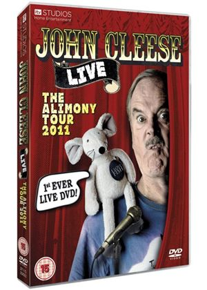 John Cleese Live! - The Alimony Tour