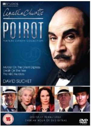 Agatha Christie's Poirot - Feature Length Collection