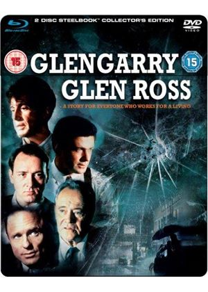 Glengarry Glen Ross Steelbook (Blu-ray + DVD)
