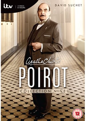 Agatha Christie's Poirot - Collection 9 (Series 13)