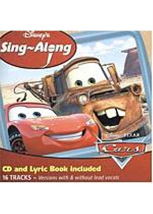 Various Artists - Sing-A-Long Cars (Music CD)
