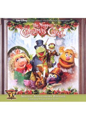 Original Soundtrack - The Muppet Christmas Carol (Music CD)