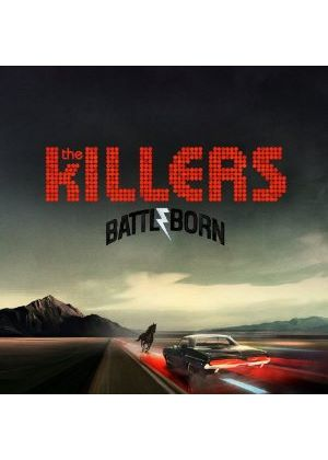 The Killers - Battle Born (Deluxe Edition) (Music CD)