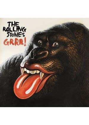 The Rolling Stones - GRRR! (Greatest Hits) [Super 4 CD/Vinyl Deluxe Edition Box Set] (Music CD)