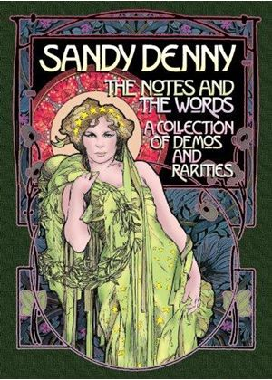 Sandy Denny - Notes and the Words (A Collection of Demos and Rarities) (Music CD)
