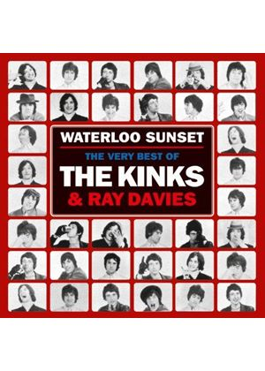 The Kinks - Waterloo Sunset (The Best of The Kinks and Ray Davies) (Music CD)