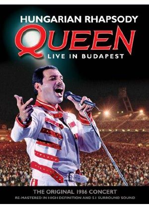 Queen - Hungarian Rhapsody (Queen Live in Budapest DVD / Live Recording)