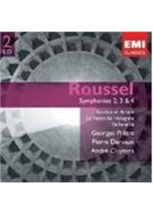 Roussel: Symphonies Nos 2, 3 & 4; Orchestral Works