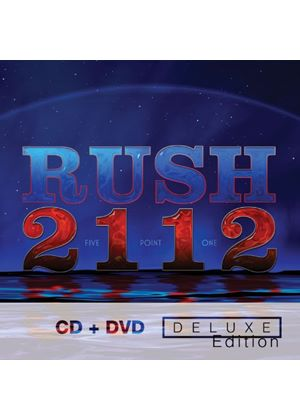 Rush - 2112 - (Deluxe Edition CD & DVD) (Music CD)