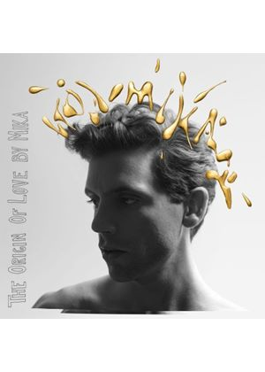 Mika - The Origin of Love (2 CD Deluxe Edition) (Music CD)