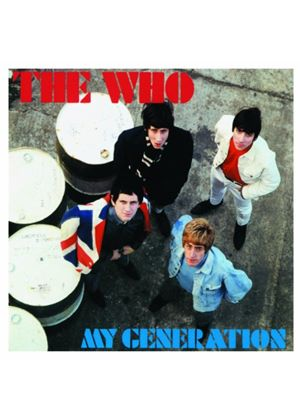The Who - My Generation (Music CD)