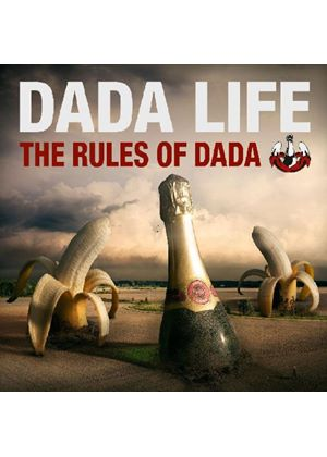 Dada Life - The Rules Of Dada (Music CD)