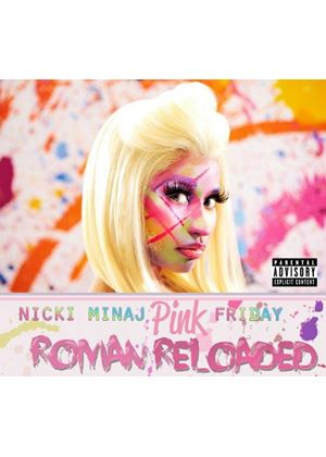 Nicki Minaj - Pink Friday (Roman Reloaded) (Music CD)