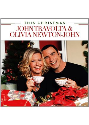 John Travolta & Olivia Newton John - Christmas Album (Music CD)