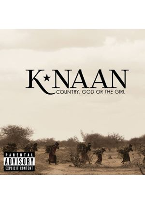 K'NAAN - Country, God Or The Girl (Music CD)
