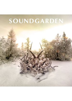 Soundgarden - King Animal (Deluxe Edition) (Music CD)