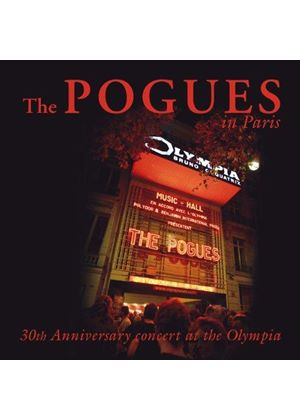 Pogues (The) - Pogues In Paris (30th Anniversary Concert at the Olympia/Live Recording) (Music CD)