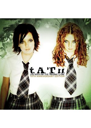 Tatu - 200km/h in the Wrong Lane (10th Anniversary Edition) (Music CD)