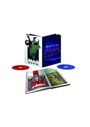 Rush - 2112  (Super Deluxe Box Set) (Music CD)