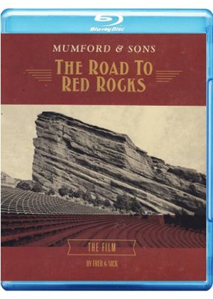 Mumford And Sons - The Road To Red Rocks (Blu-Ray)