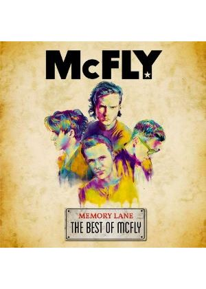 McFly - Memory Lane (The Best of McFly) (Deluxe Edition) (Music CD)