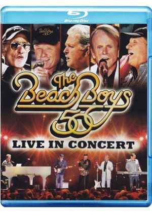 Beach Boys 50 - Live In Concert (Blu-Ray)