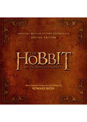 Original Soundtrack - The Hobbit: An Unexpected Journey (OST) Howard Shore (Music CD)