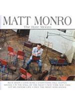 Matt Monro - The Rare Monro (Music CD)