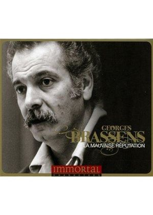 Georges Brassens - Immortal Characters (Music CD)