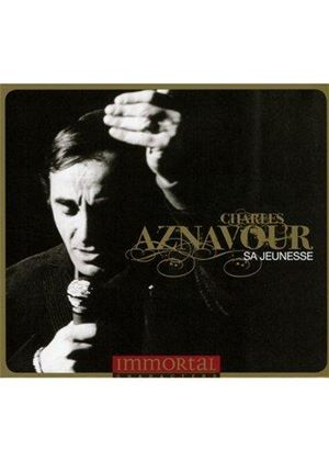Charles Aznavour - Immortal Characters (Music CD)