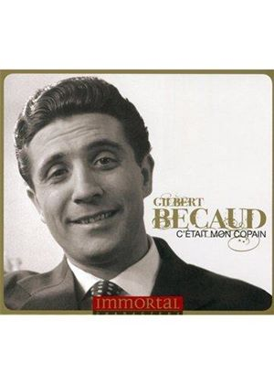 Gilbert Bécaud - Immortal Characters (Music CD)