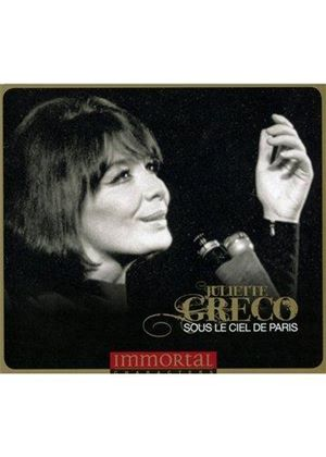 Juliette Gréco - Immortal Characters (Music CD)