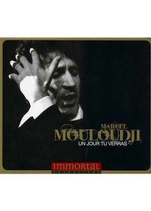 Marcel Mouloudji - Immortal Characters (Music CD)