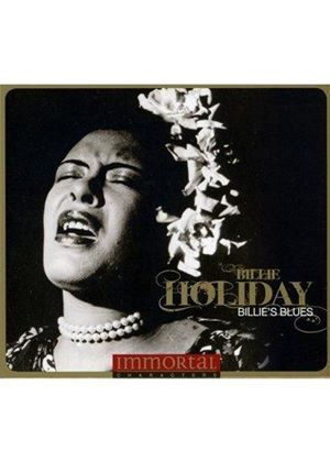 Billie Holiday - Immortal Characters (Music CD)